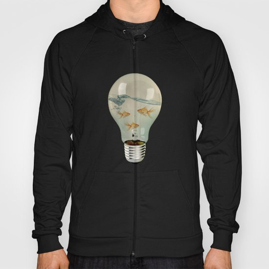 ideas and goldfish 03 Hoody