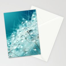 Dandy Starburst in Blue Stationery Cards