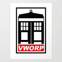 VWORP Art Print