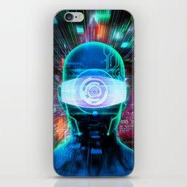 Vision 2077 iPhone Skin