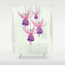 Garden fairies Shower Curtain