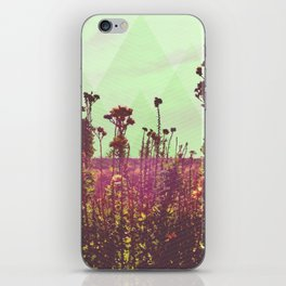 The Weeds iPhone Skin
