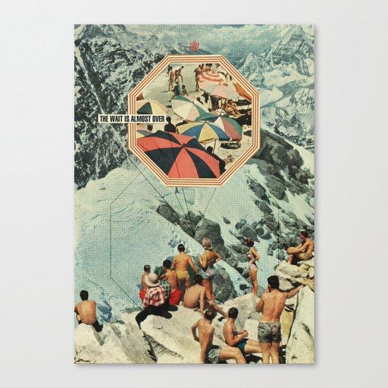 Start of Summer Canvas Print