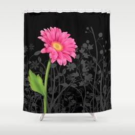 Gerbera Daisy #2 Shower Curtain