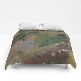 The Flageolet Player on the Cliff Comforters