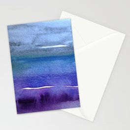 Ocean Storm Stationery Cards