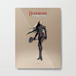 D&R Group 3: Una Anhelada Metal Print
