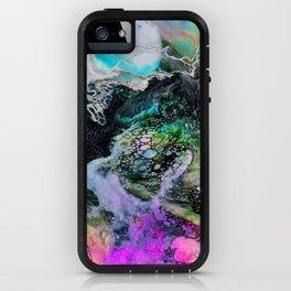 Abstract Melt III iPhone Case