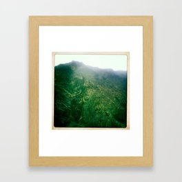 DigDeep Framed Art Print