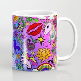 Unicorn Lovers Coffee Mug