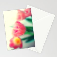 Touch of spring Stationery Cards