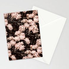 New Old Dreams - Rose Bush Pattern Stationery Cards