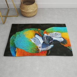 Best buddies Rug