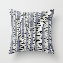 Hidden/Epilogue Throw Pillow