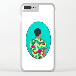 Jeremy Clear iPhone Case