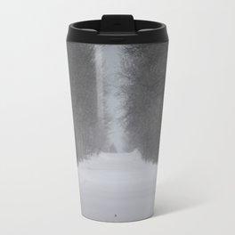 Unknown road Travel Mug