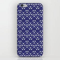 BLUE WATER iPhone & iPod Skin