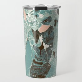 The End (despair) Travel Mug