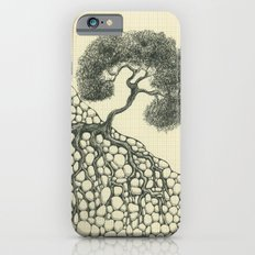 Artificial tree N.12 Slim Case iPhone 6s