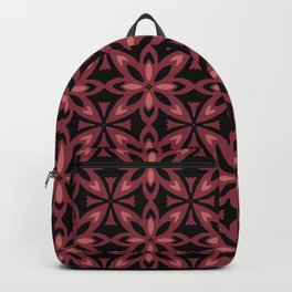 Layered Flower Backpack
