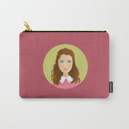 Suzy - Moonrise Kingdom Carry-All Pouch