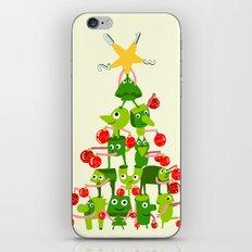 Happy New Year 2013 iPhone Skin