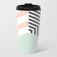 Mint Room #society6 #decor #buyart Metal Travel Mug
