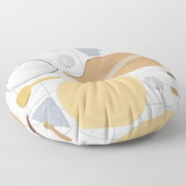 kitchenware collection Floor Pillow
