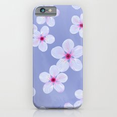 Cherry Blossoms - Painting iPhone 6s Slim Case