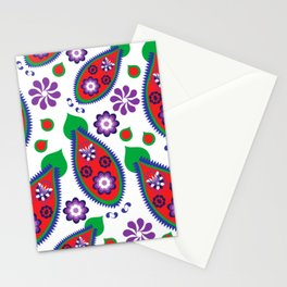 Paisley #FG Stationery Cards