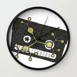 FooFoo Mix Wall Clock