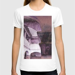inception violet T-shirt
