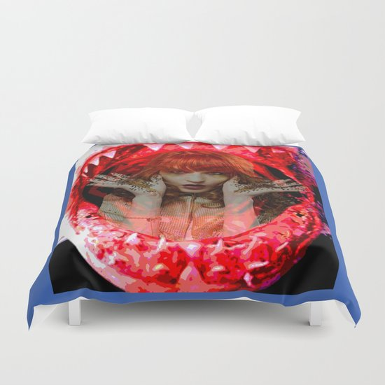 Did I build this ship to wreck?  Duvet Cover