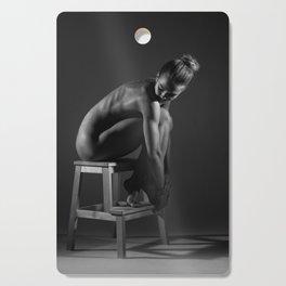 bodyscape Cutting Board