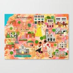 Intramuros Canvas Print