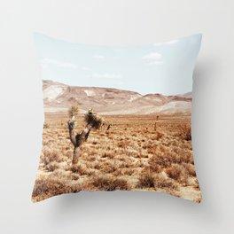 Mojave Throw Pillow