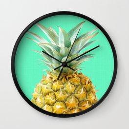 Print 141 - Pineapple Wall Clock