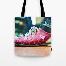 Let's Go Bowling Tote Bag