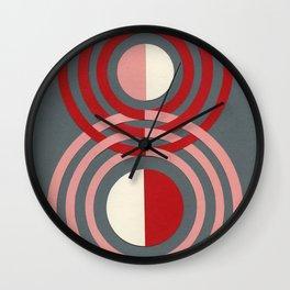Form 8 Wall Clock