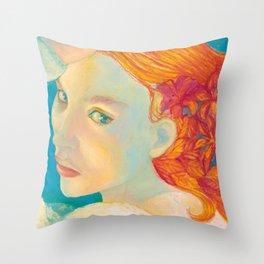 Light Throw Pillow