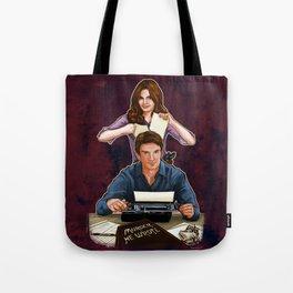 Murder, He Wrote Tote Bag