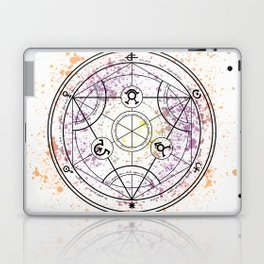 Transmutation Circle Fullmetal Alchemist Laptop & iPad Skin