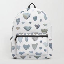 Heart rocks Backpack