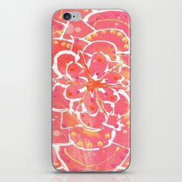 """""""Radiantly You"""" Abstract Painting iPhone Skin"""