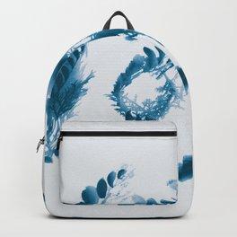 Love Cyanotype Backpack