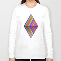 future Long Sleeve T-shirts featuring Future by Geometry111