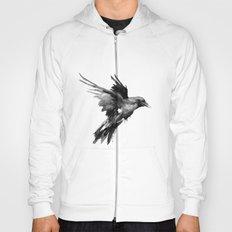 Flying Raven Hoody