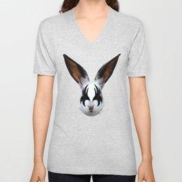 Kiss of a Rabbit Unisex V-Neck