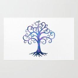 Twilight Tree Rug