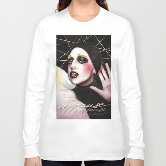 Give Me The Thing That I Love Long Sleeve T-shirt